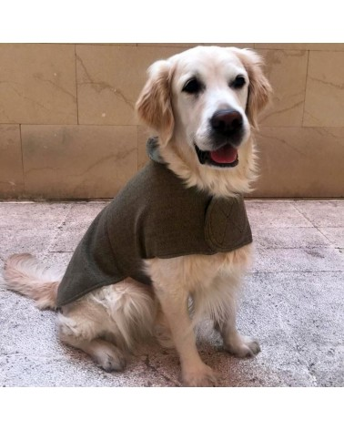 Pončas šuniui Munera - 100% Merino vilna